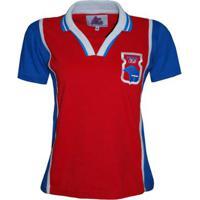 Camiseta Liga Retrô Paraná Clube 1997 Feminino - Feminino
