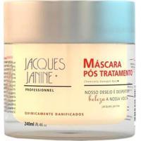 Kit Shampoo + Condicionador + Máscara Jacques Janine Pós Tratamento - Unissex