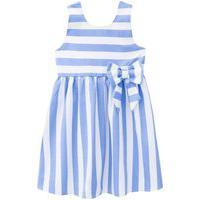 Vestido Infantil Milon Azul