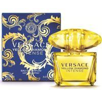 Perfume Versace Yellow Diamond Intense Feminino Eau De Parfum