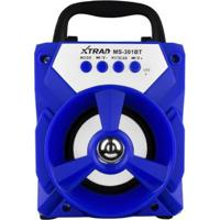 Mini Caixa De Som Ms-301Bt Speaker Turbo Xtrad - Unissex