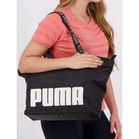 Bolsa Puma Prime Street Shopper Preta