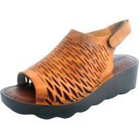 Sandália S2 Shoes Moara Mostarda
