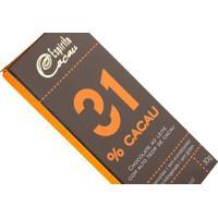 Chocolate 31% Espírito Cacau - 30 G