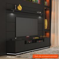 Painel Para Tv 60 Polegadas Horizon Preto Touch 218 Cm