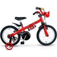 Bicicleta Infantil Nathor Lady Aro 16 Raiada - Unissex