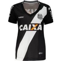 Camisa Topper Ponte Preta Ii 2018 Feminina - Feminino