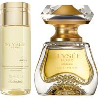 Combo Elysée Blanc: Eau De Parfum + Óleo Desodorante Corporal