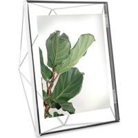 Porta-Retrato Prisma 20X25 Cm Prata