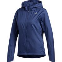 Jaquetas Corrida Adidas Own The Run Azul