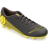 Chuteira Campo Nike Vapor Mercurial 12 Club Fg - Unissex