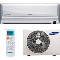 Ar Condicionado Split Samsung Max Plus Só Frio High Wall 9.000 Btus As09Uwbunxaz/Ar09Hcsua 220V