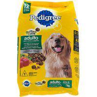 Ração Para Cães Pedigree Adultos Carne E Vegetais 1Kg