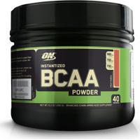 Aminoácido Bcaa 5000 Powder 260G- Optimum Nutrition - Unissex