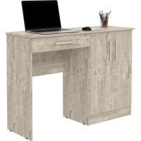 Mesa Para Computador Space Malbec