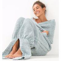 Cobertor Sereiando Azul