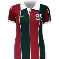 Camisa Fluminense 1995 Retrô Feminina - Feminino