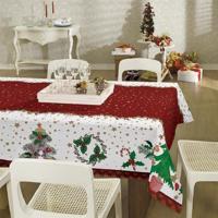 Toalha De Mesa Quadrada 4 Lugares Natal 36467 Lepper
