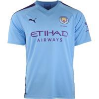 Camiseta Masculino Puma Manchester City Home