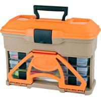 Caixa De Pesca T3 Mini Frontloader 6304 Tb Nautika - Unissex