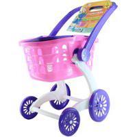 Brinquedo Infantil Carrinho De Supermercado – Confort Baby – Samba Toys