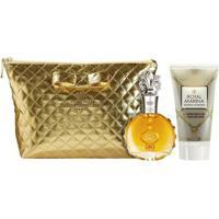 Kit Marina De Bourbon Royal Diamond Kit - Eau De Parfum100Ml + Loção Corporal 150Ml + Necessaire - Feminino-Incolor