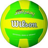Bola Vôlei Praia Wilson Super Soft Play - Unissex