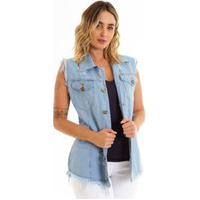 Colete Kassis Max Jeans