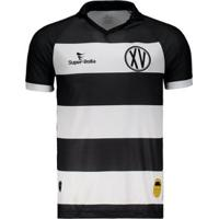 Camisa Super Bolla Xv De Piracicaba I 2019 Masculina - Masculino