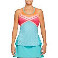 Regata Asics Tennis Gpx - Feminino - Turquesa