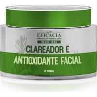 Clareador E Antioxidante Facial 30G