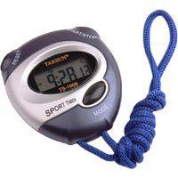 Cronômetro Progressivo Digital Relógio Alarme Com Data Taksun Ts-1809