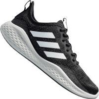 Tênis Adidas Fluidflow - Masculino - Preto/Branco