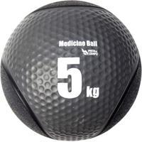 Medicine Ball Pista E Campo De Borracha Inflável Premium 5Kg - Unissex