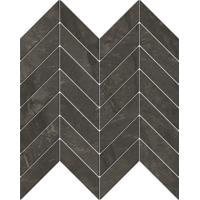 Mosaico Portinari Geographic Acetinado Retificado C: 29,8Cm X L: 29.8Cm Preto