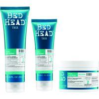Shampoo Condicionador E Máscara Tigi Haircare Bed Head Urban Antidotes Recovery