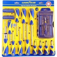 Kit Ferramentas Goodyear Gy-Tk-900460 - 82 Peças