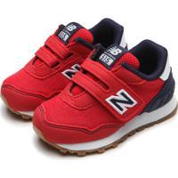 Tênis New Balance Menino K515 Vermelho