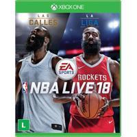 Jogo Nba Live 18 Para Xbox One (Xone) - Ea Sports