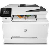 Multifuncional Hp Color Laserjet Pro M281Fdw Wireless Com Impressora, Copiadora, Scanner E Fax