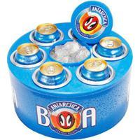 Cooler 3G Antarctica 6 Latas Ou Long Neck - Doctor Cooler
