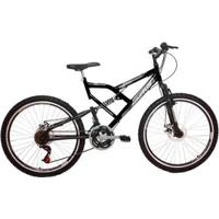 Bicicleta Aro 26 Status Full Disco - Unissex
