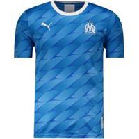 Camisa Puma Olympique De Marseille Away 2020 Masculina - Masculino