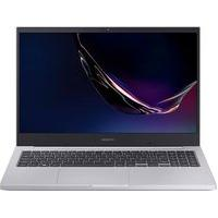Notebook Samsung Book X20 Intel Core I5-10210U, 4Gb, 1Tb, Tela 15.6´, Windows 10 Home, Prata - Np550Xcj-Kf0Br