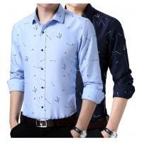 Kit 2 Camisas Sociais Arrow - Azul Clara E Azul Escura