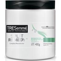 Creme De Tratamento Tresemmé Split Remedy Complexo Reconstrutor Com 400Ml