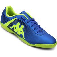 Netshoes  Chuteira Futsal Kappa Torpedo - Unissex 8a545f5a0f5d4