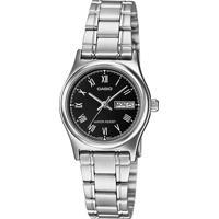 64e62051696 Relógio Casio Ltp-V006D-1Budf Prata