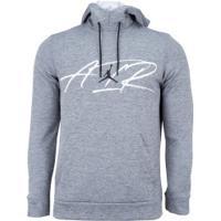 Blusão Com Capuz Nike Jordan Air Therma - Masculino - Cinza