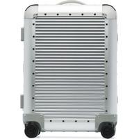 Fpm Milano Bank Spinner 55 Suitcase - Prateado